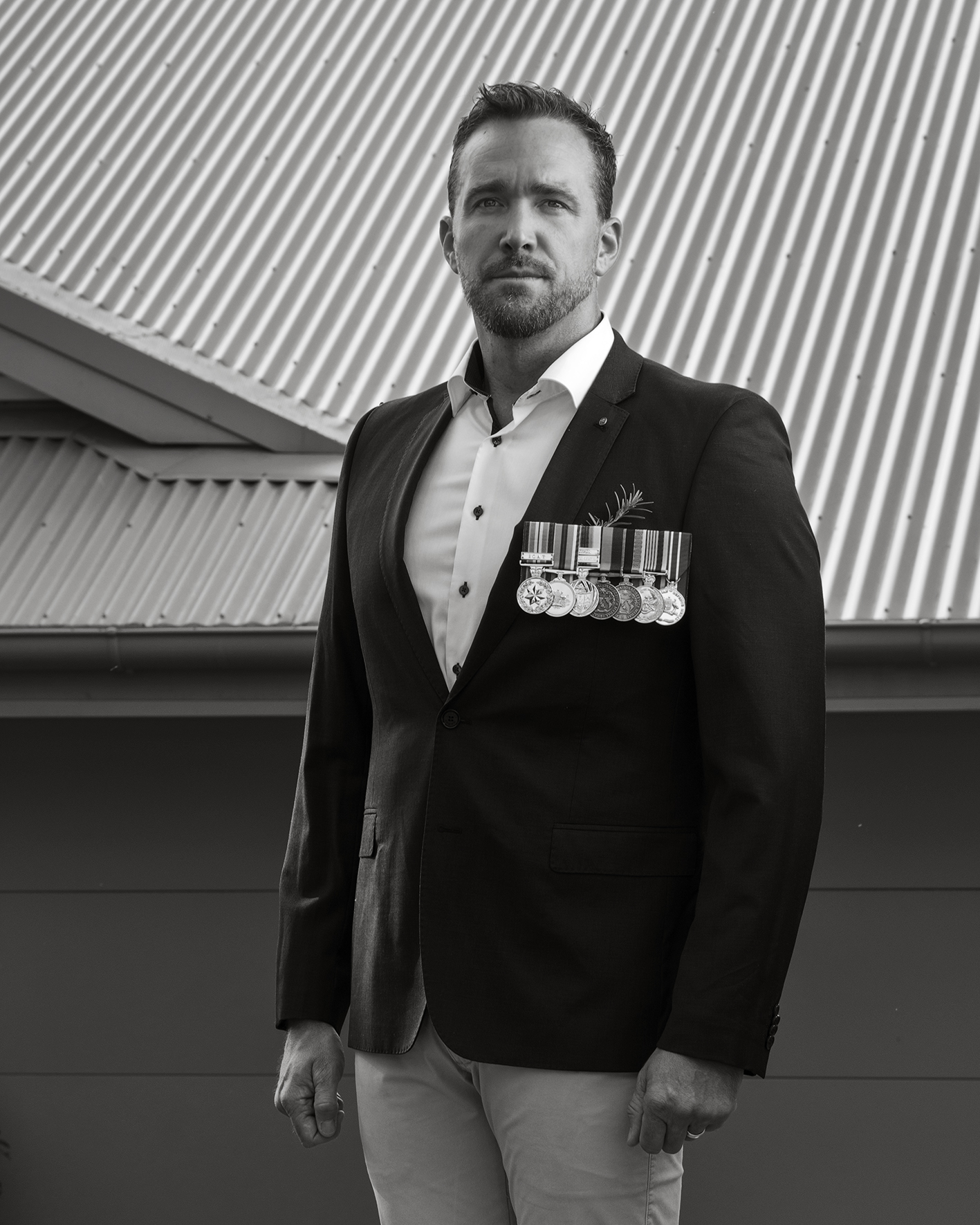 Ryan Thomas Hugh Carmichael | 36 | Royal Australian Navy