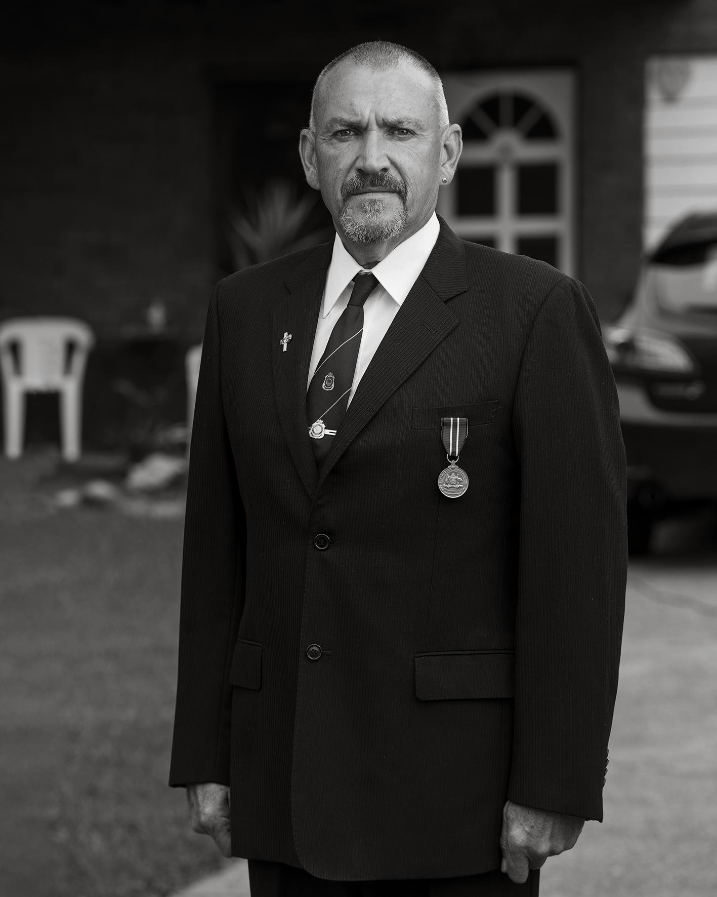 Russell Marsh | 60 | Australian Army