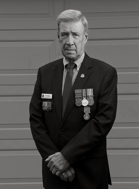Andrew Martin | 72 | Australian Army