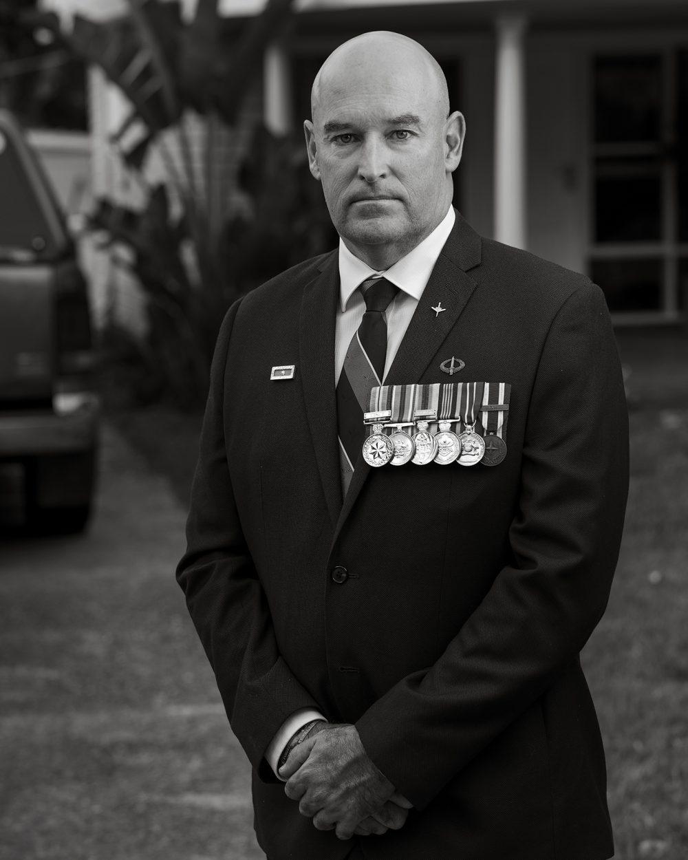 Tim West   47   Australian Army