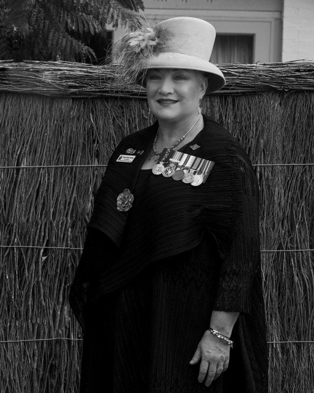 Tamara Sloper-Harding OAM | 51 | Royal Australian Navy