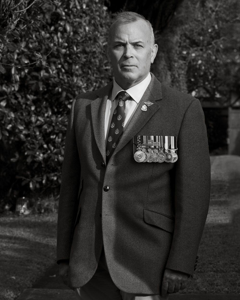 John Malcolm Bondeson Hutcheson   57   Australian Army