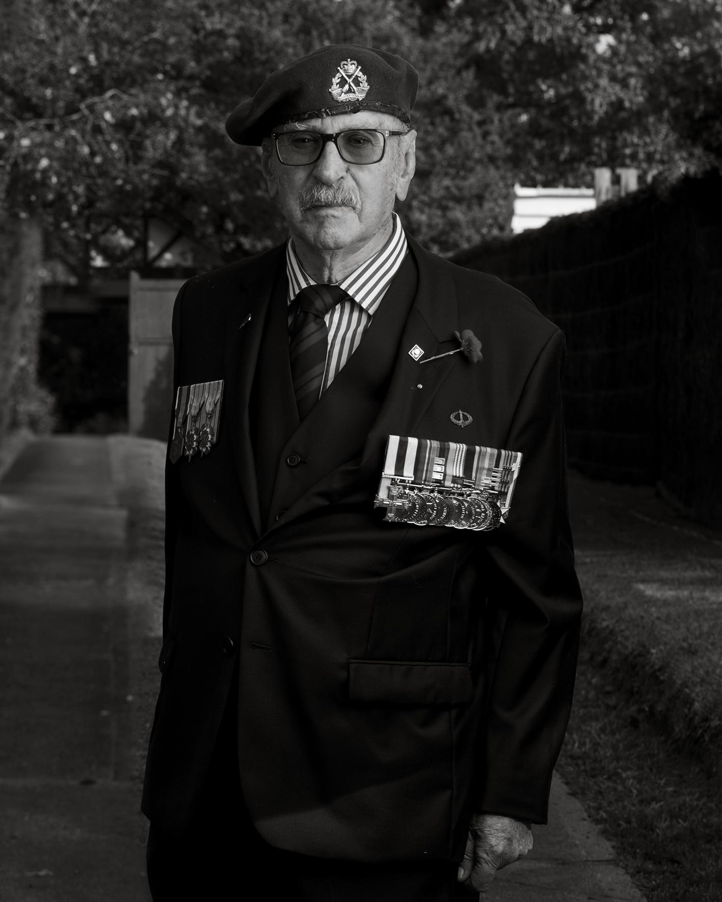 John Malcolm Hutcheson | 92 | Australian Army