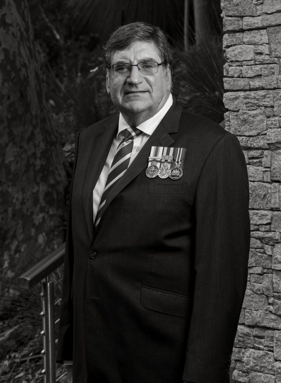 Kenneth Joseph | 65 | Royal Australian Navy