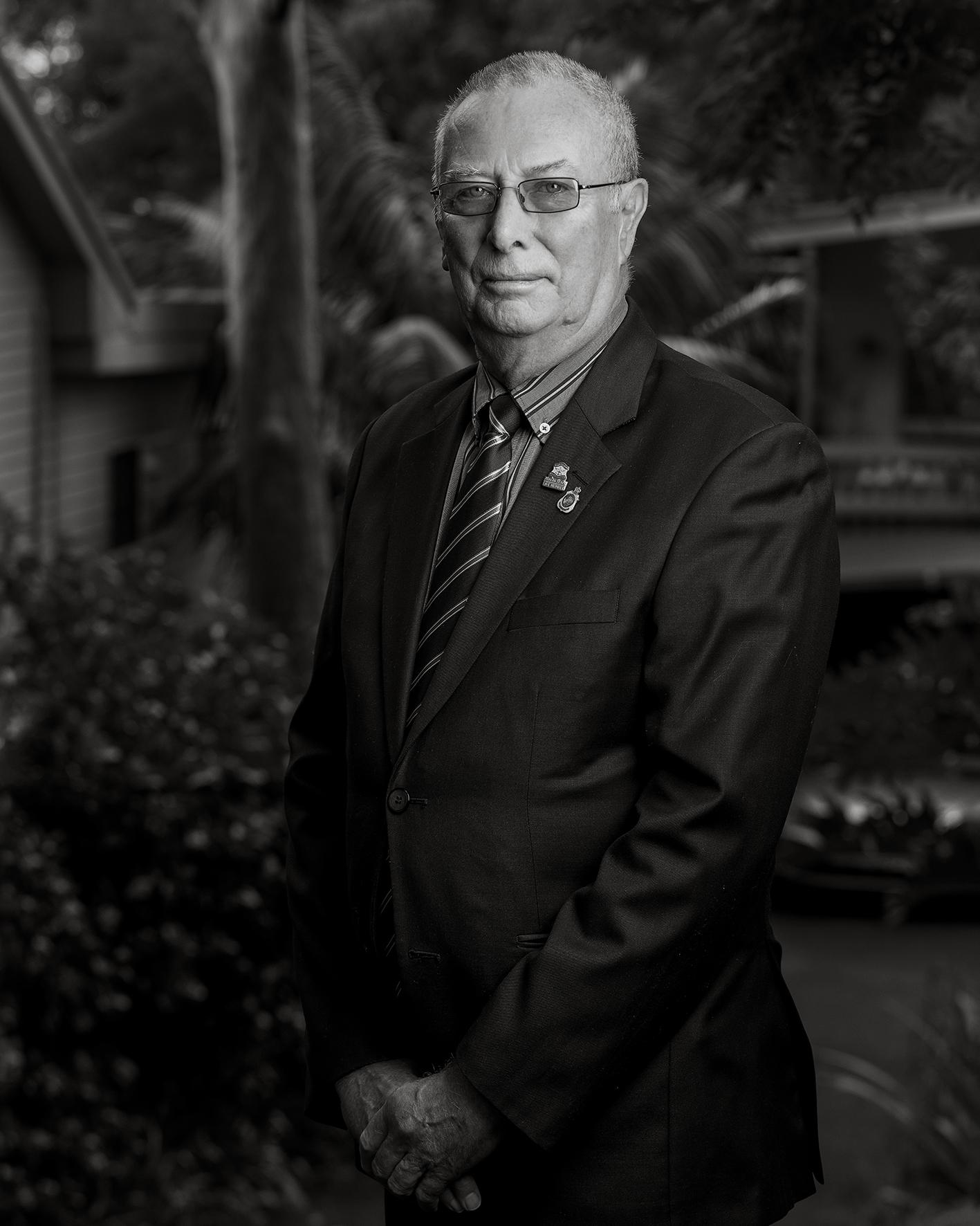 Robert Frederick White | 73 | Territorial Army - UK
