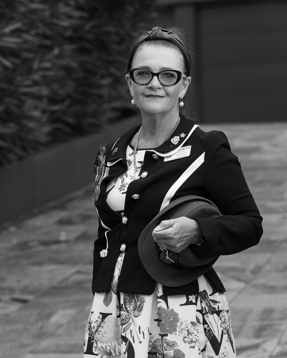 Deborah Carter | 61 | Royal Australian Air Force