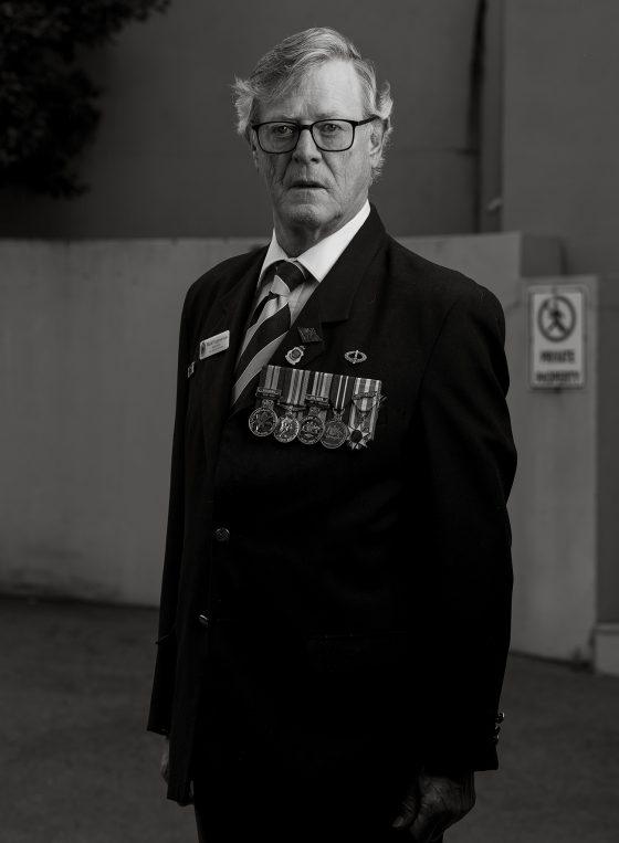 Mark Leeds Ferguson OAM | 70 | Australian Army