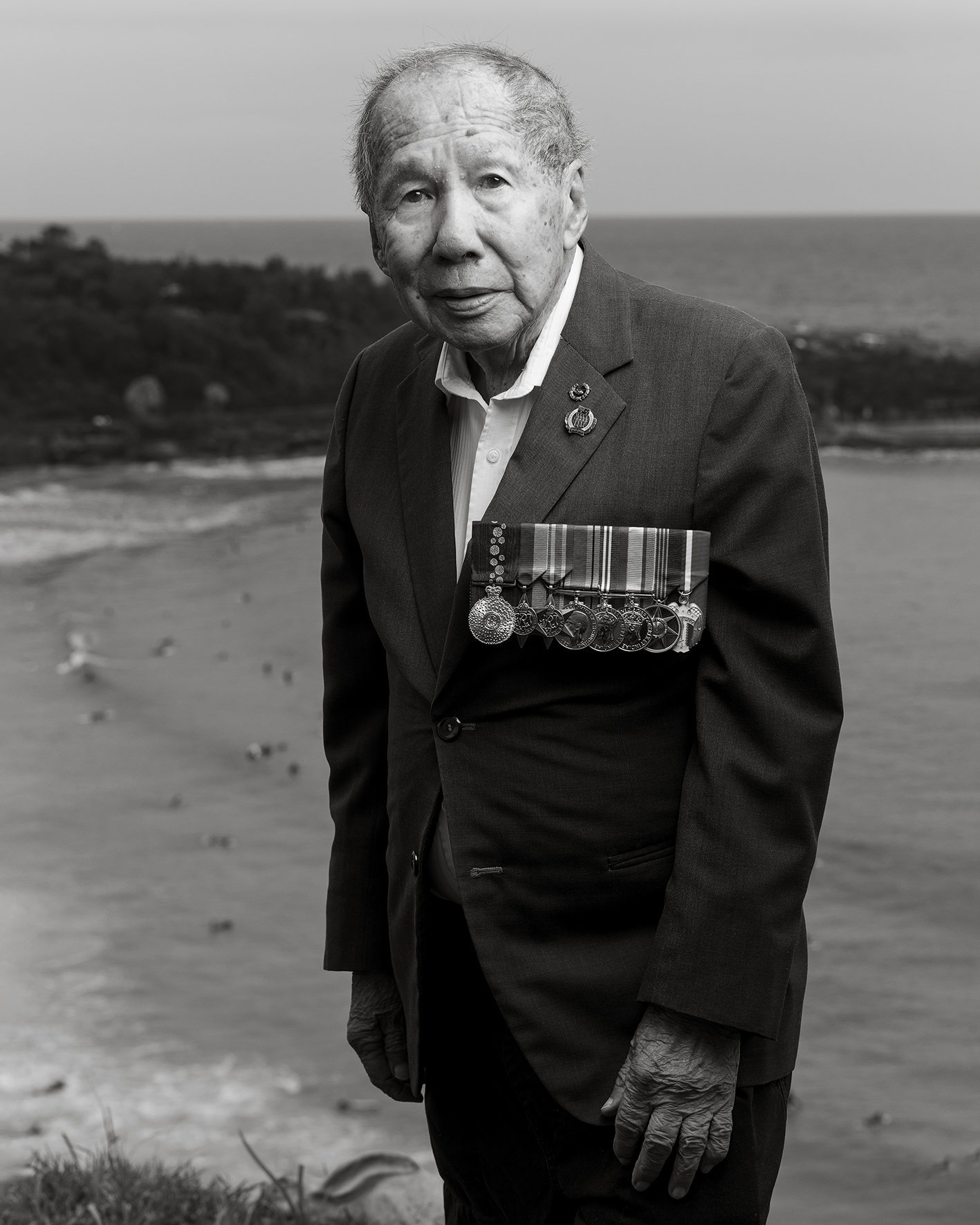 Gilbert Jan OAM | 95 | Royal Australian Air Force