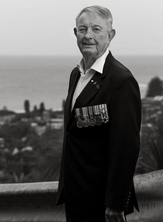 John Robert McInerney OAM | 74 | Australian Army