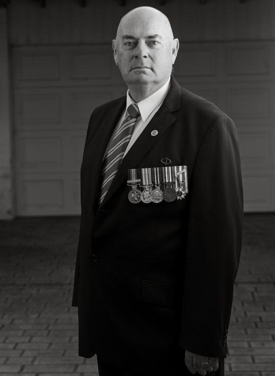 Phil Rogers   71   Australian Army