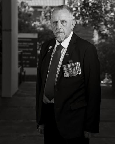 Garry Warren Luscombe | 78 | Australian Army