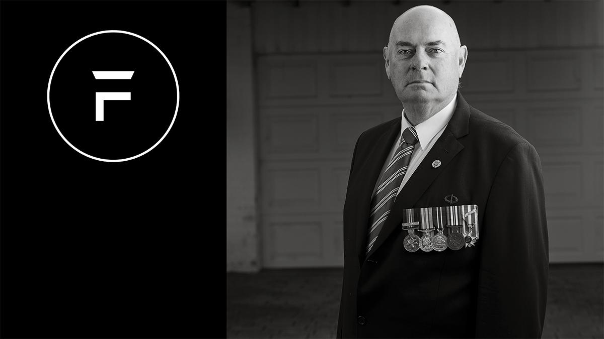 Phil Rogers | 71 | Australian Army