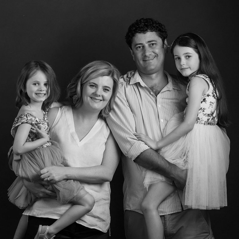 Family Portrait Photography - Fine Photography