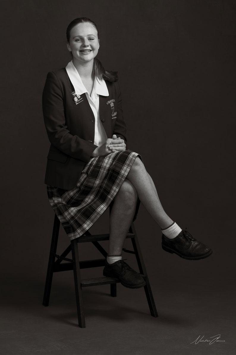 Charlotte Milner – Brigidine College Captain