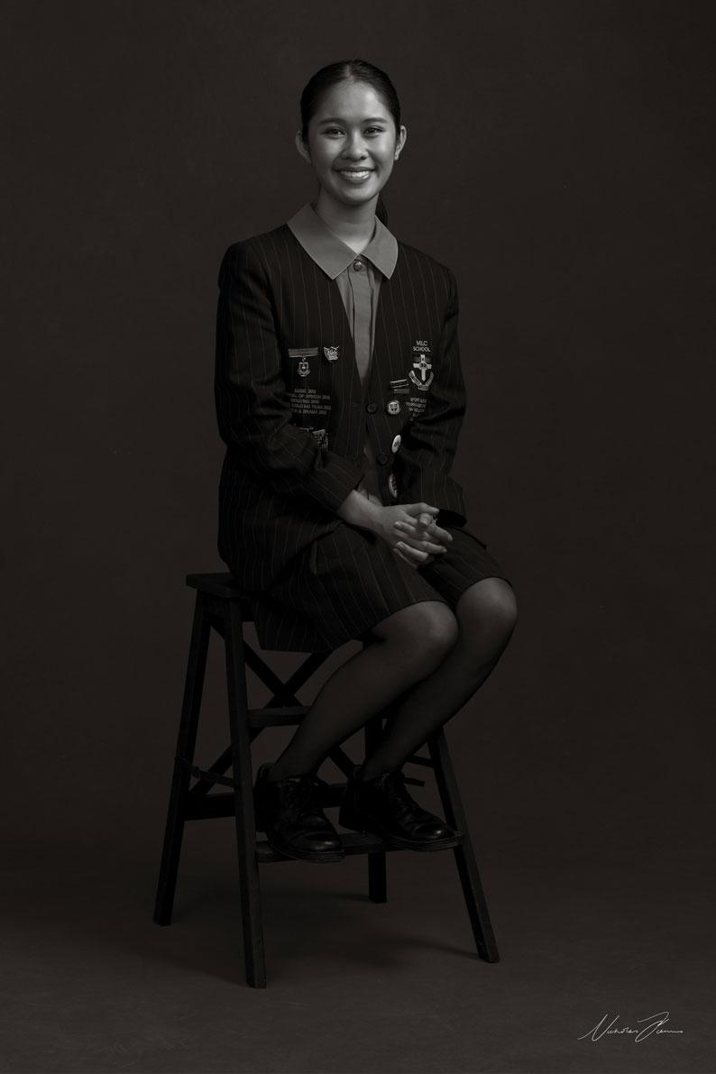 Mikayla Nguyen – MLC Burwood School Captain