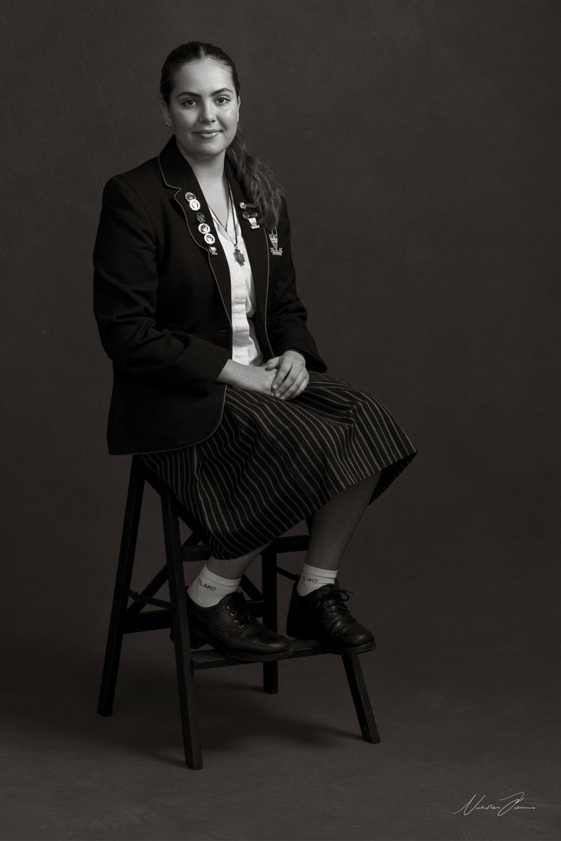 Yasmine Alwakal – Our Lady of Mercy Parramatta School Captain
