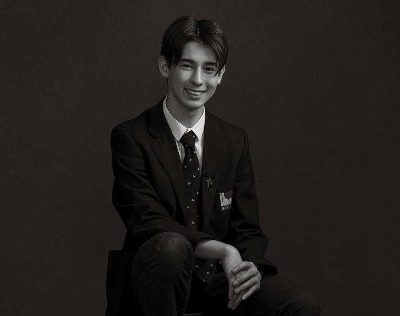 Jordan Lau – Ryde Secondary College School Captain